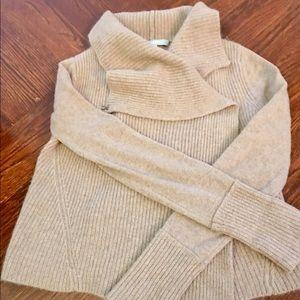 Sweaters - Sea bleu 100% cashmere cardigan